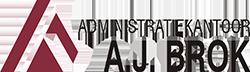 Administratiekantoor A.J. Brok Logo